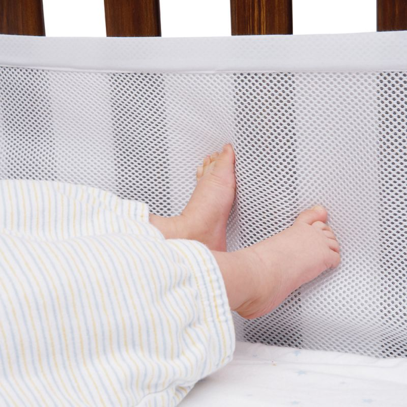 Protector de Cuna 2 Caras Transpirable de Airwrap