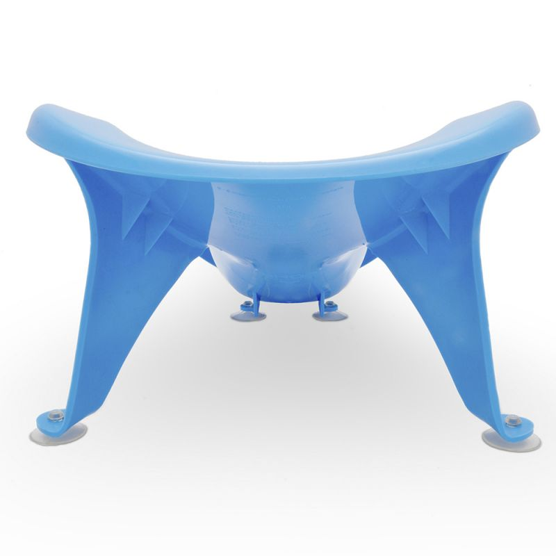 Hamaquita de Baño para Recién Nacido. Color Azul.