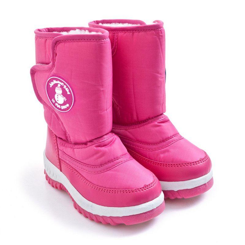 Botas de Nieve rosas para Niños