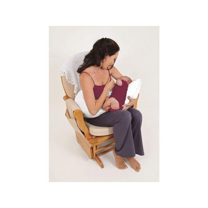 Almohada para el Embarazo y Lactancia de Dreamgenii
