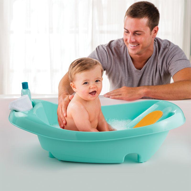 Bañera Divertida con Pulverizador - Summer Infant