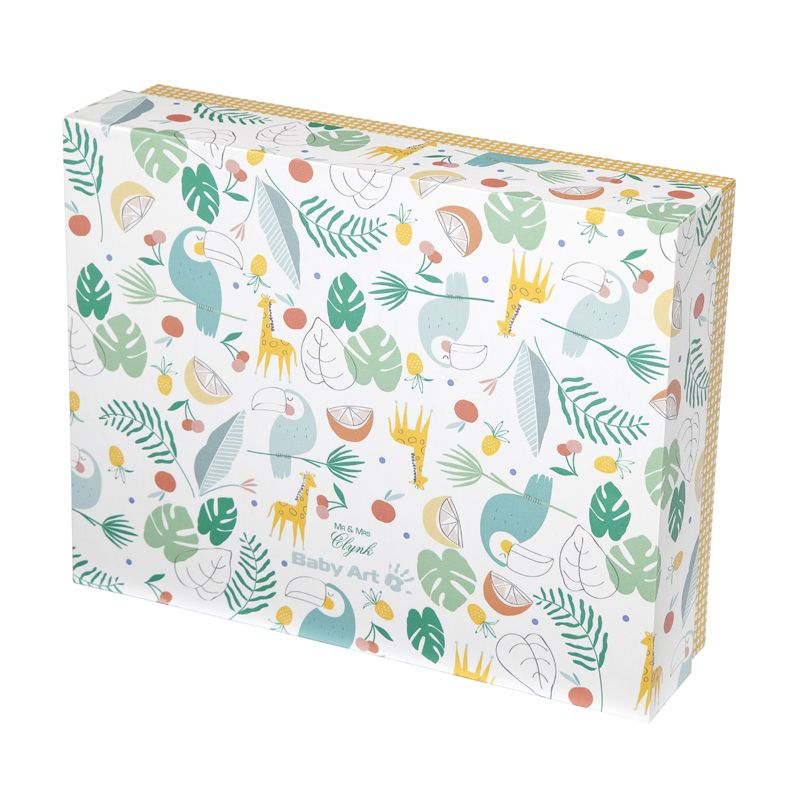 Baby Art Caja de Regalo Mis recuerdos Tucanes