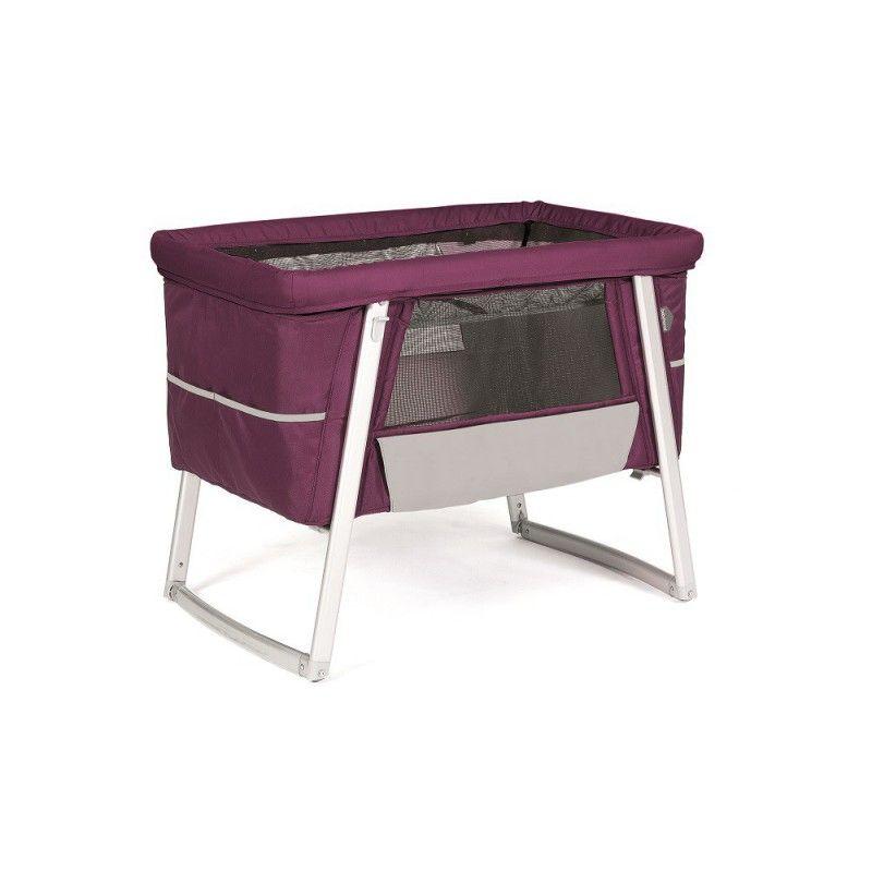 Minicuna Air BabyHome purpura