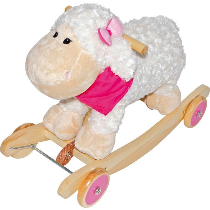 balancin para niños oveja