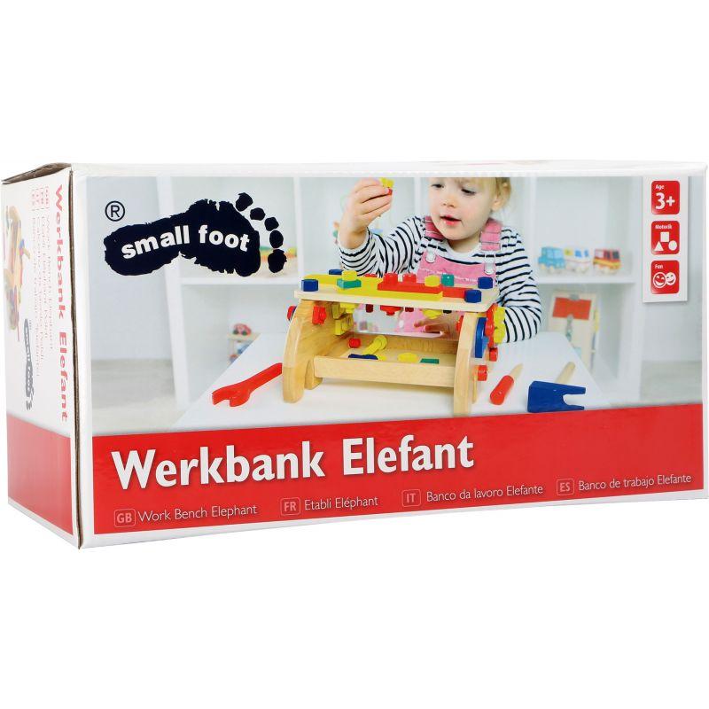 Banco de trabajo Elefante small foot company