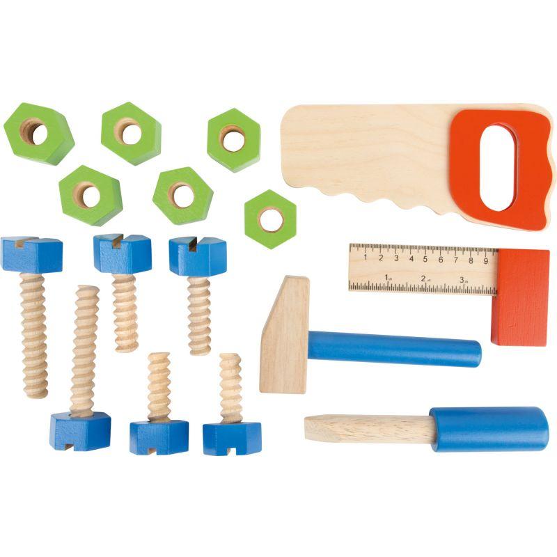 herramientas Banco de trabajo Junior