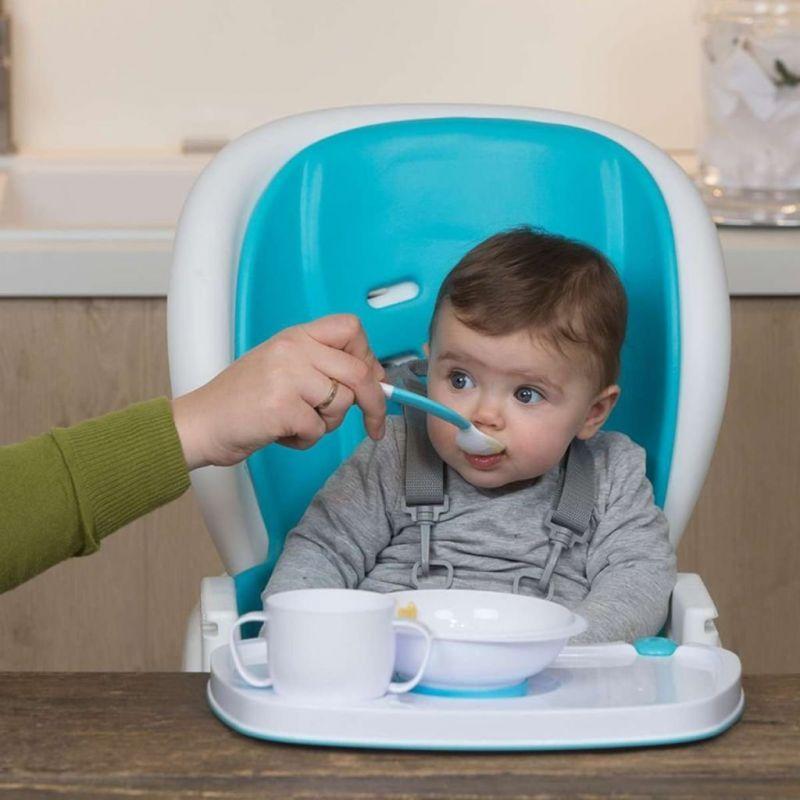 Bandeja imantada con vajilla para bebés - Bo Jungle