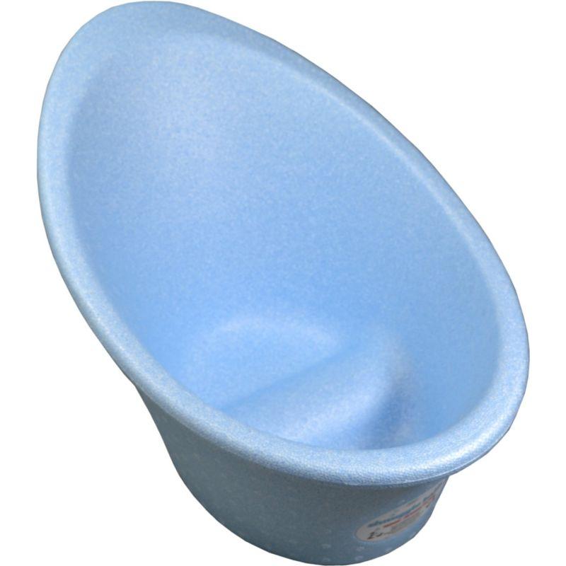 Bañera Térmica para Bebés de Shnuggle en color azul