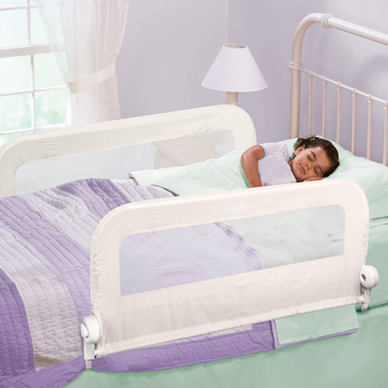 Barrera de cama Plegable Doble - Summer Infant