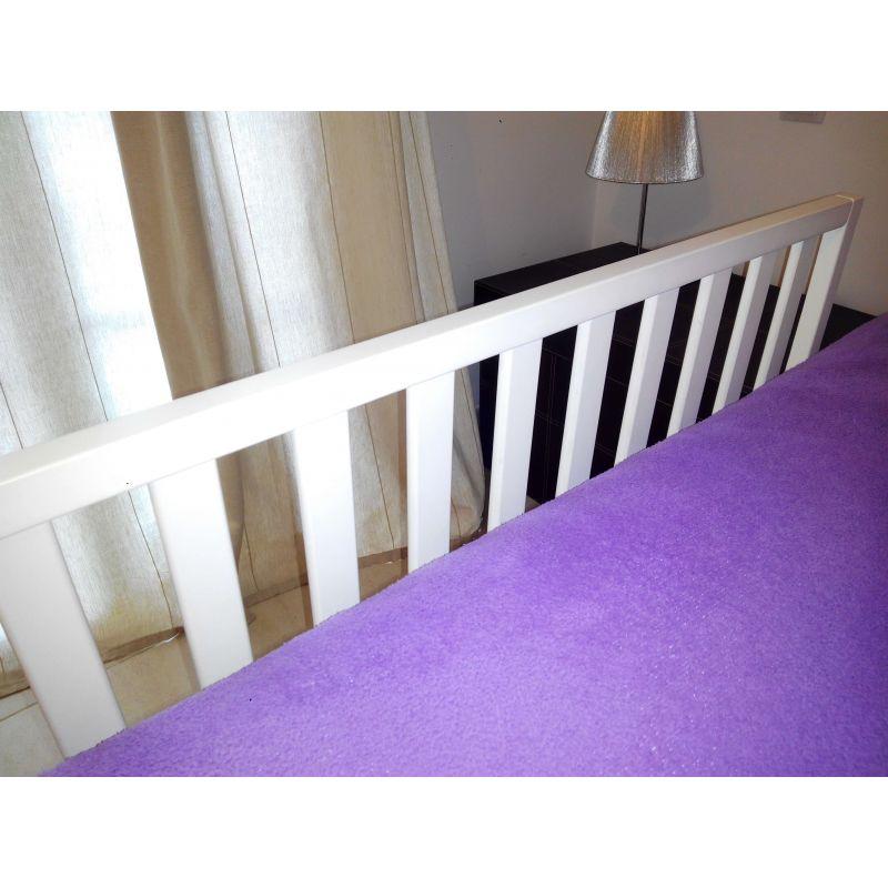 Barrera de cama para niños de la marca Quax