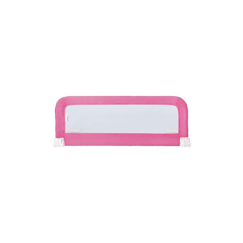 Barrera de Seguridad rosa Portátil para Cama - Safety 1st