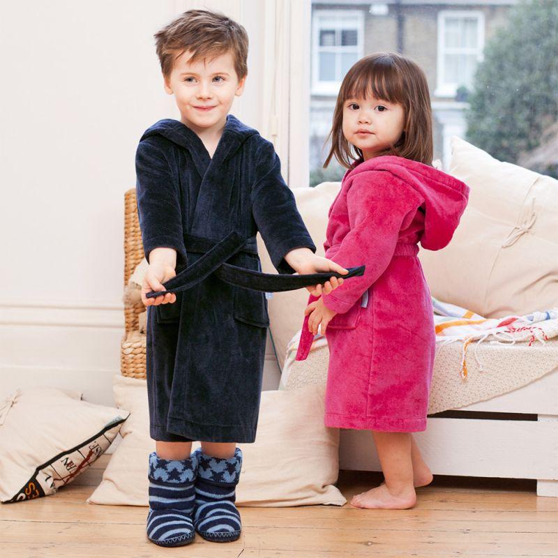 comprar batas de casa para niños
