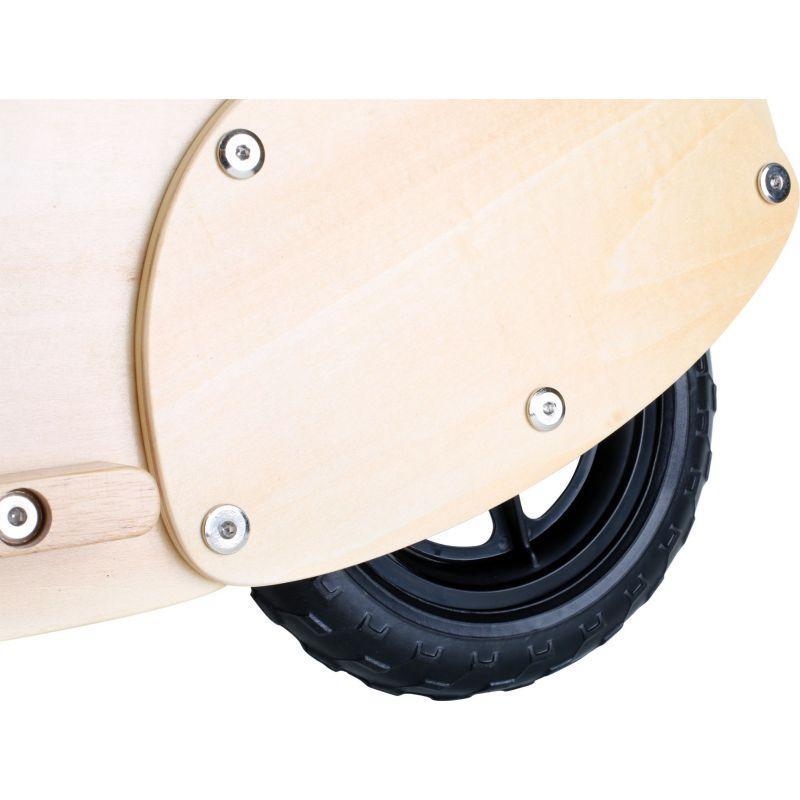 Bicicleta de Aprendizaje de Madera Tipo Moto Clásica - Legler