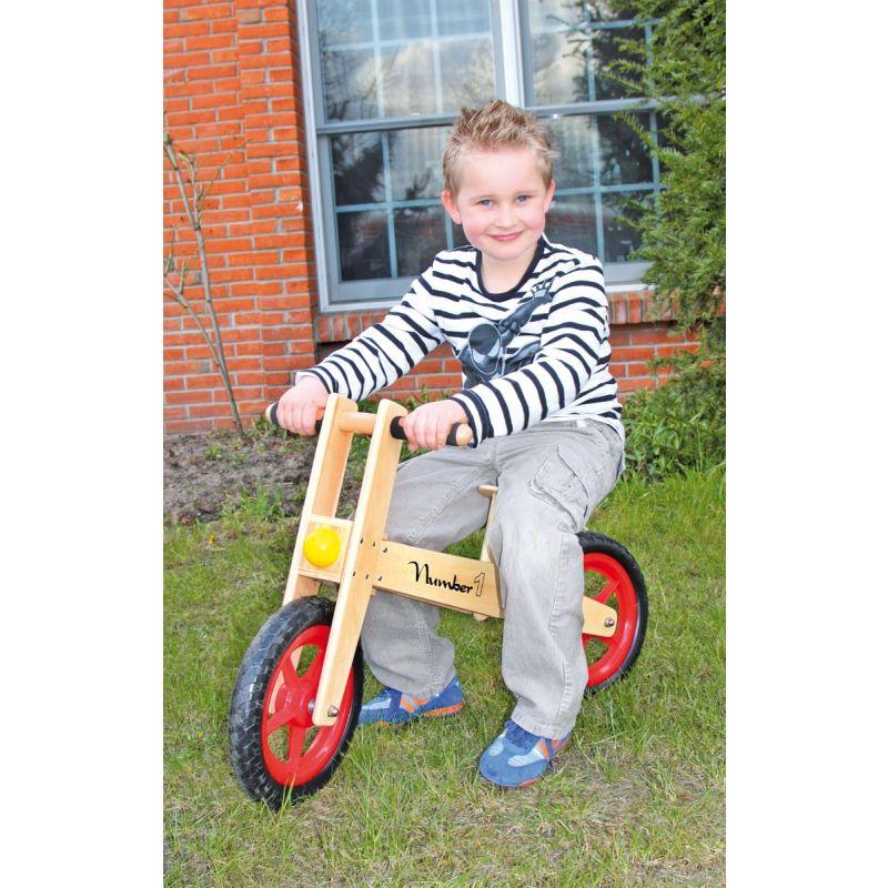 Bicicleta de aprendizaje