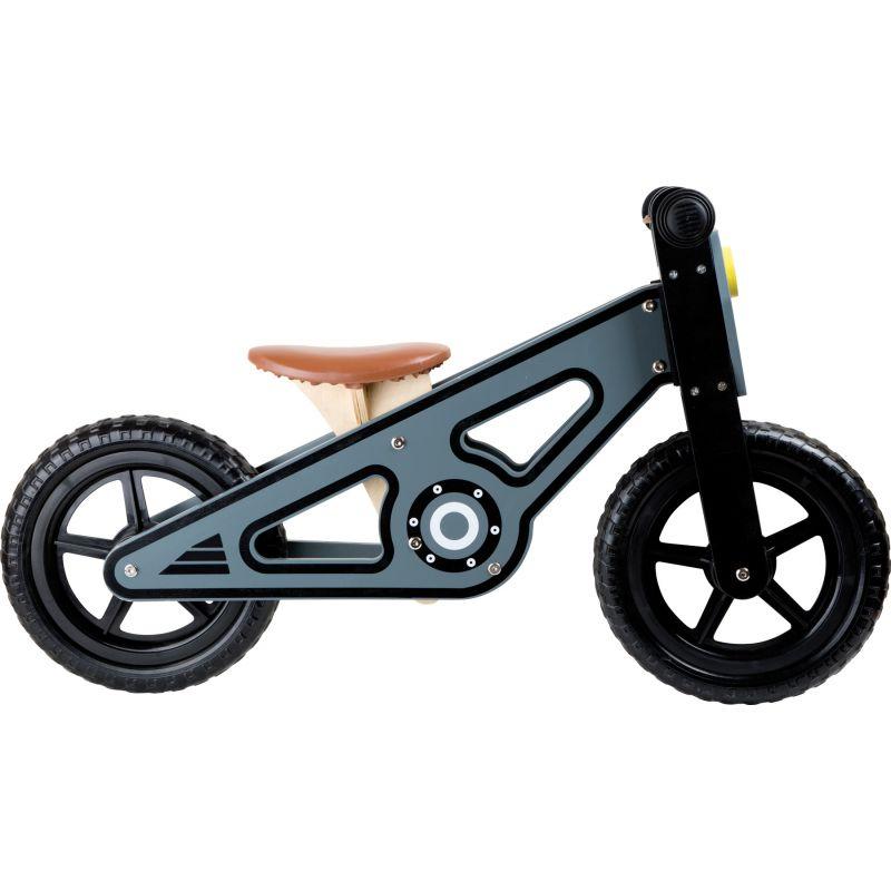 bici de aprendizaje con forma de moto