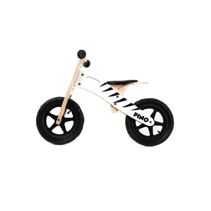 Bicicleta de Equilibrio de Madera Pino zebra - Kikkaboo