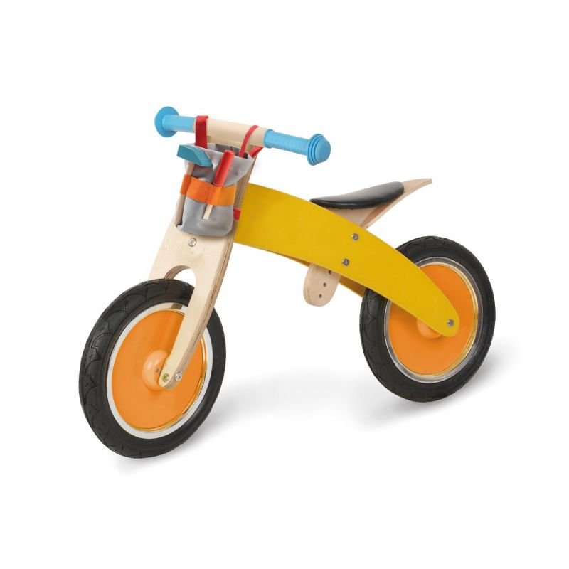 Bicicleta de Madera sin Pedales Bill - Pinolino