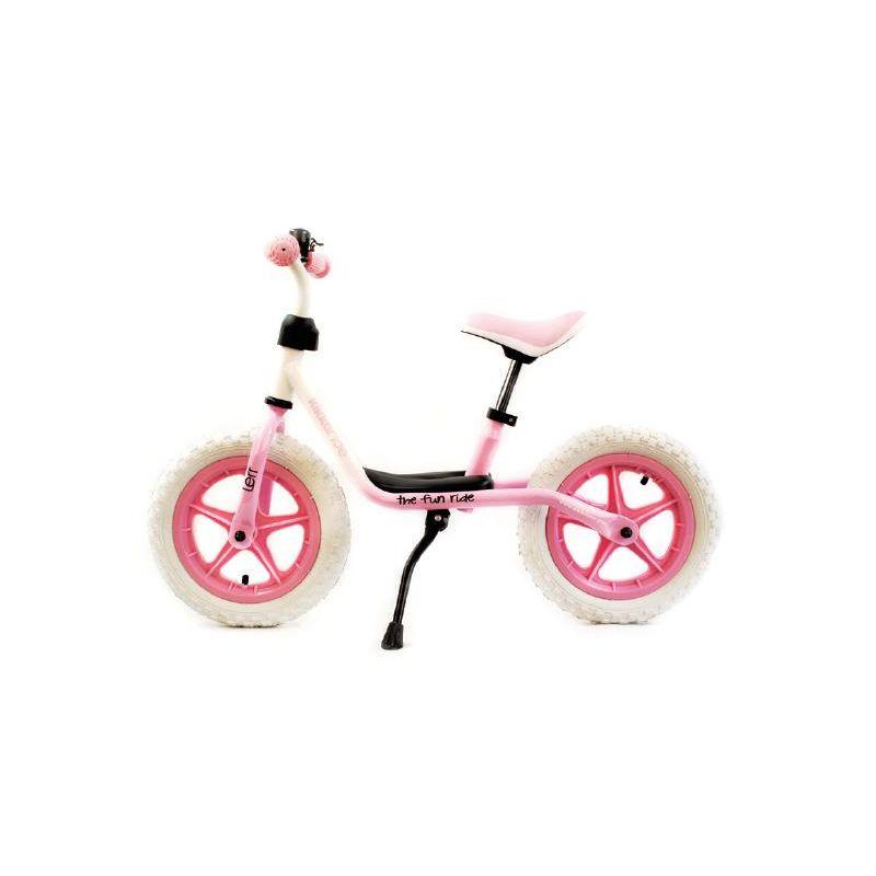 Bicicleta Infantil de Equilibrio Lerr rosa - Kikkaboo