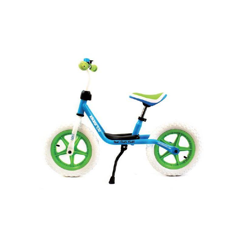 Bicicleta Infantil de Equilibrio Lerr verde - Kikkaboo