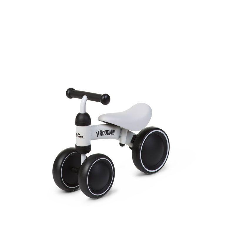 Bicicleta sin Pedales Vroom blanca de Childhome