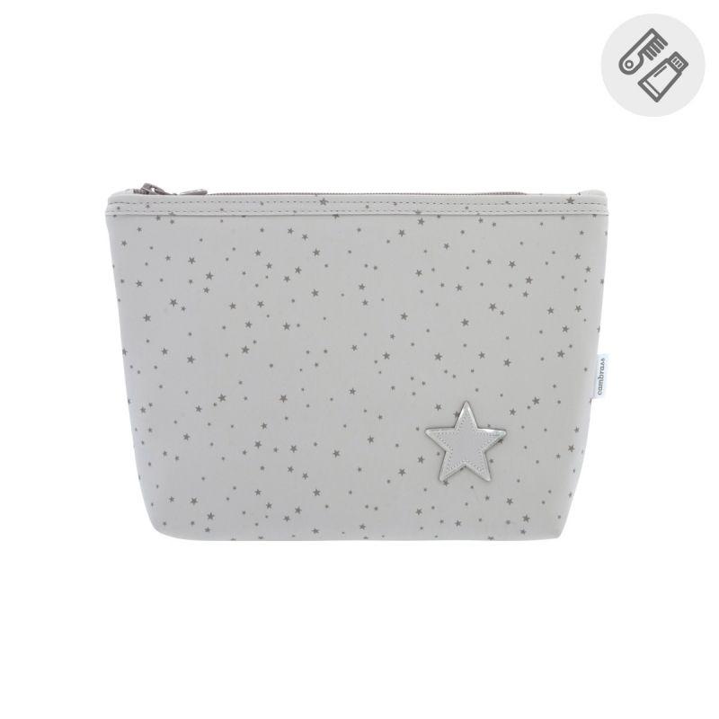 Bolsa de Aseo Astra gris cambras