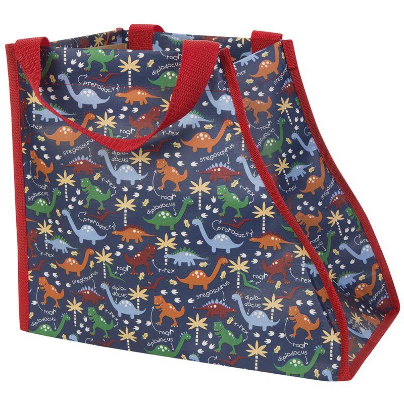 Bolsa Impermeable Guardar Botas Infantiles de Dinosaurios