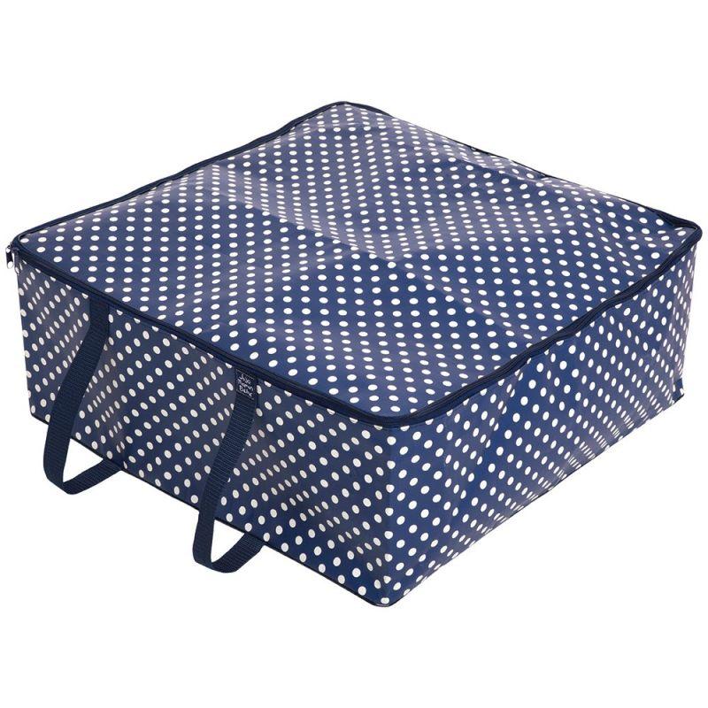Bolsa para guardar ropa bajo Cama.Lunares