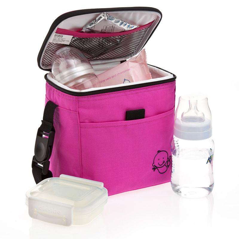 Bolsa Térmica de la marca Polar Gear en color Rosa