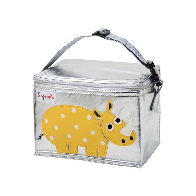 Bolsa Térmica Infantil Rinoceronte de la marca 3 Sprouds