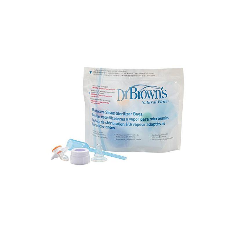 Bolsas Esterilizadoras para Microondas - Dr Brown´s