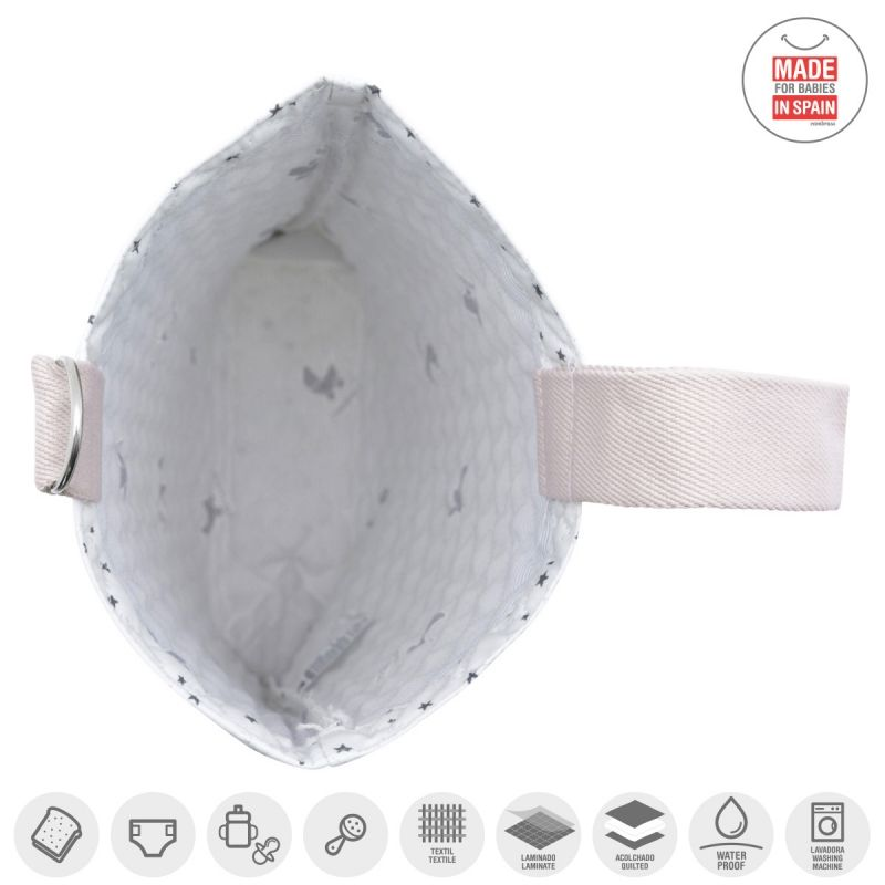 Bolso Jasp Astri gris Cambrass