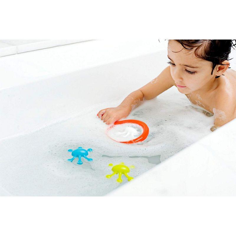 Juguete de baño Insectos flotantes con Red - Boon