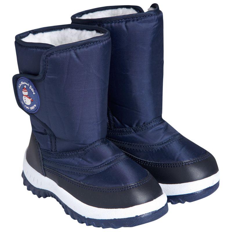 Botas de Nieve azules para Niños