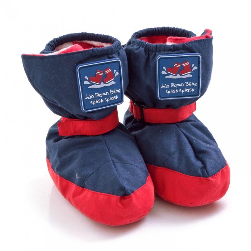 Botines Polares e Impermeables navy para Bebé