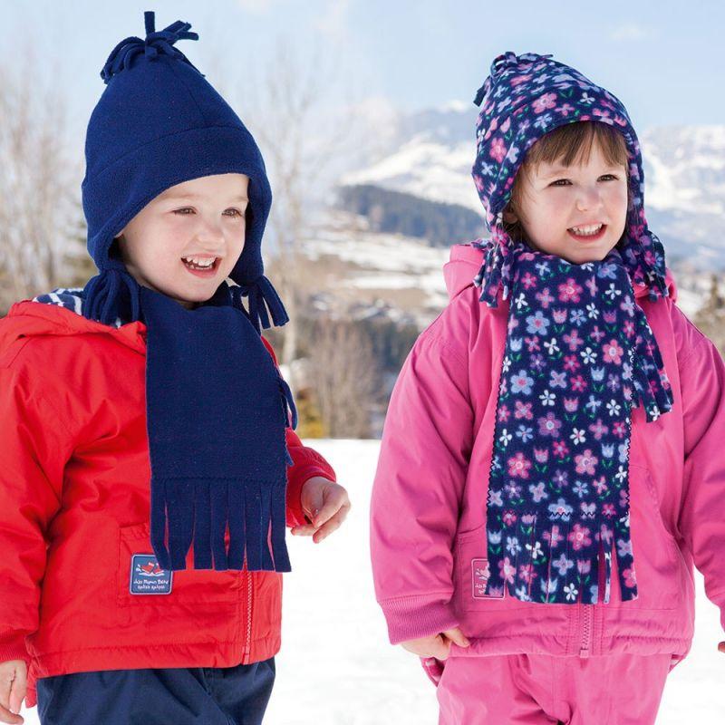 Bufanda Polar para Niños