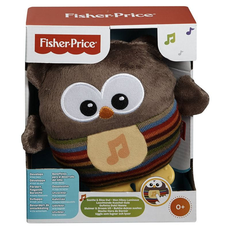 Buho Dulces Sueños Fisher Price
