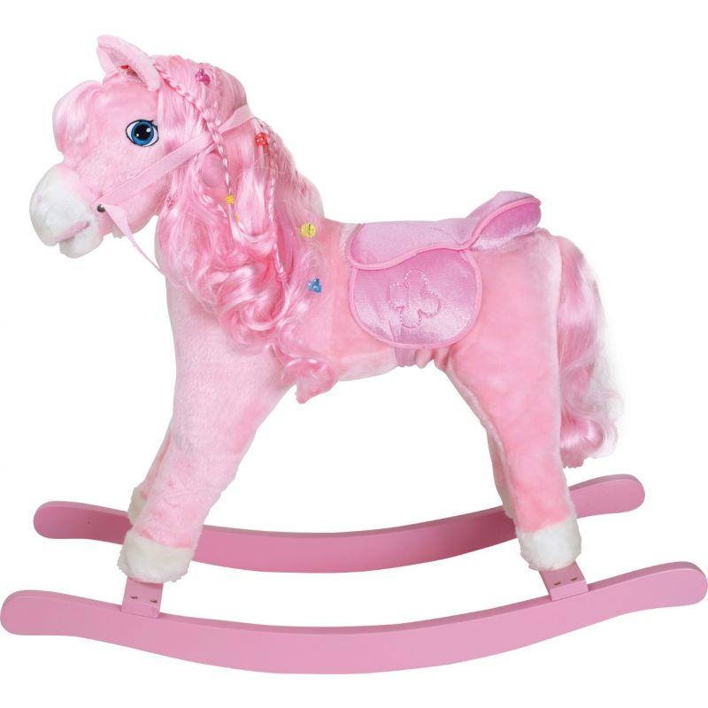 pony rosa balancin