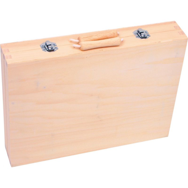 maletin de madera