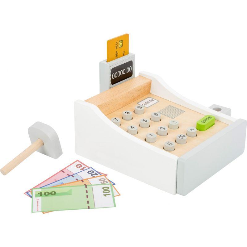 Caja registradora - Juguete de madera