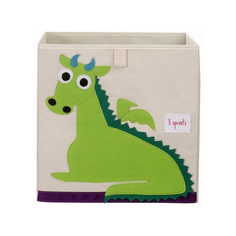 Caja de Almacenaje Dragón