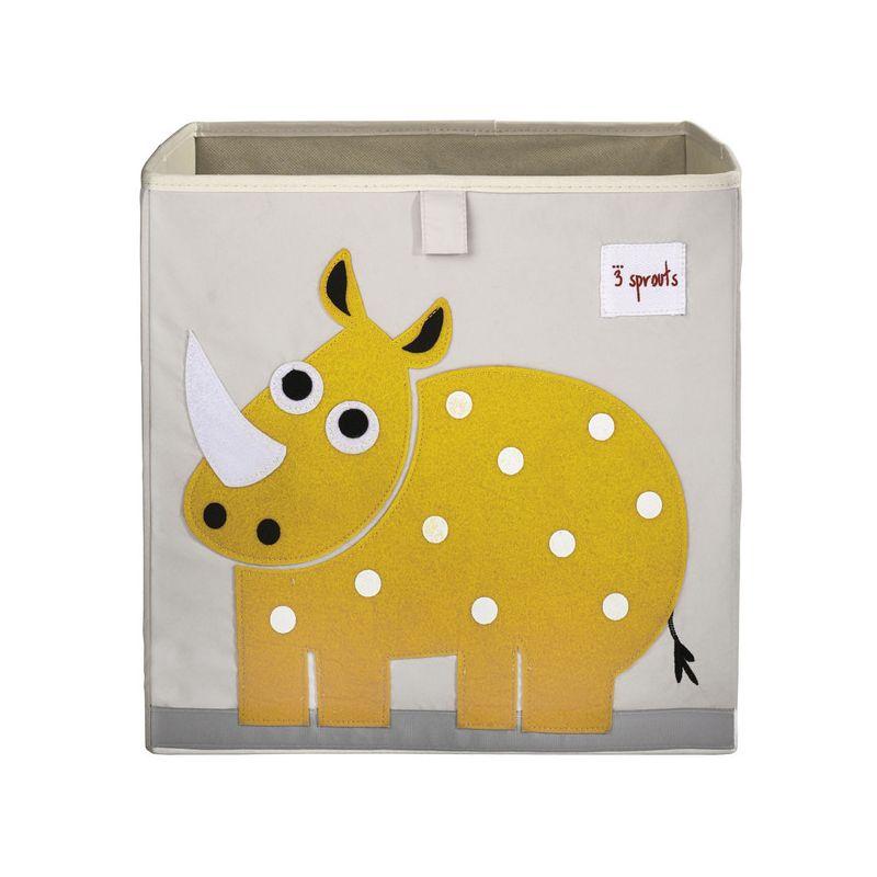 Caja de Almacenaje Rinoceronte de 3 Sprouds