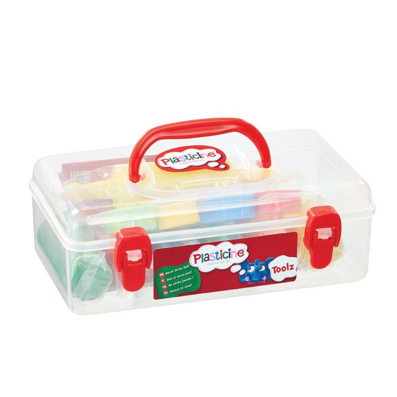 Caja de Plastilinas - Plasticine