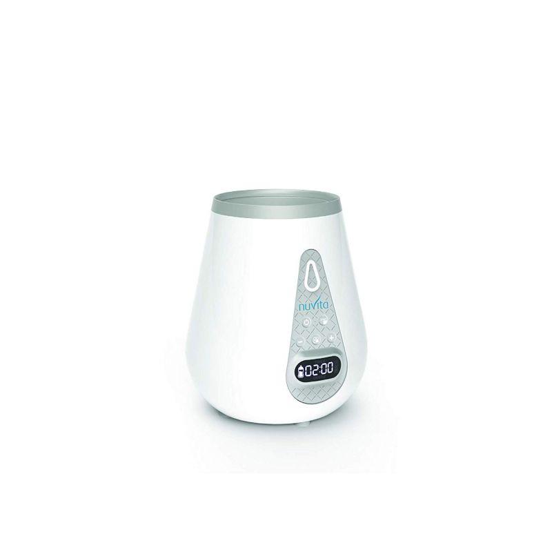 Calienta Biberones Digital para Leche y Alimentos - Nuvita