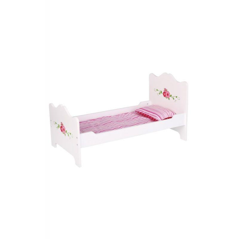 Cama para Muñecas Flower Bed