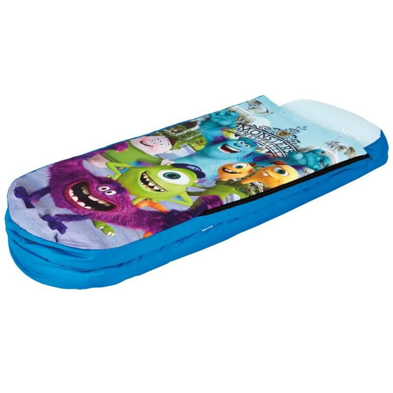 Cama Hinchable Infantil Monsters