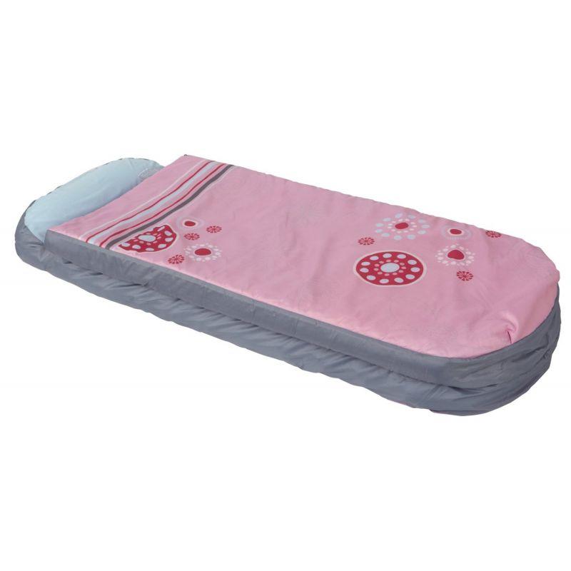 Cama Hinchable Infantil Rosa de  Ready Bed