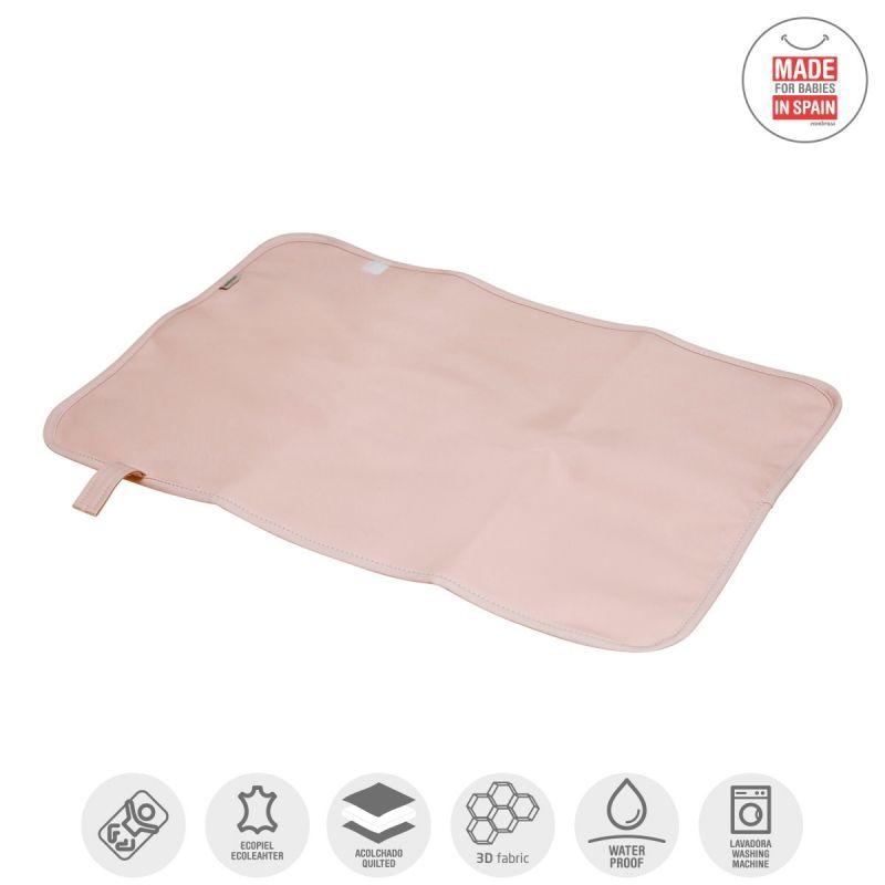 Cambiador vestidor Mate rosa Cambrass