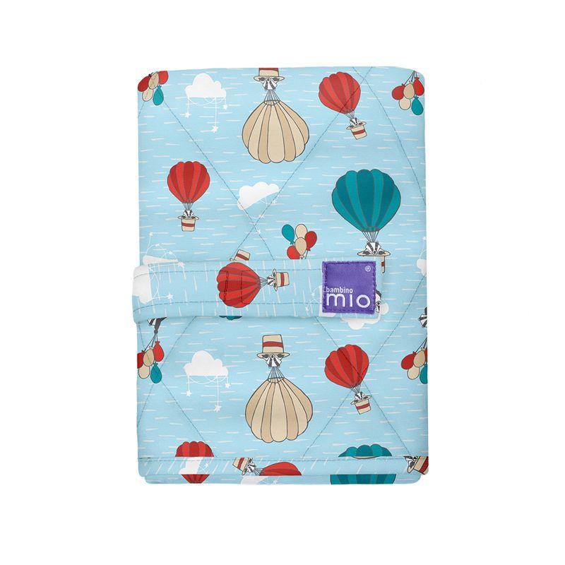 Cambiador de Viaje Bambino Mio globos azules