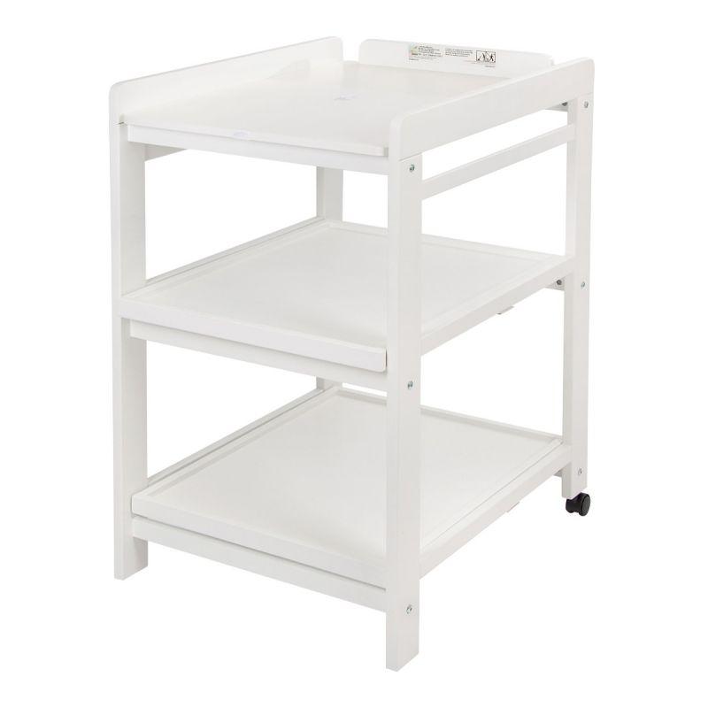 Cambiador Quax Comfort - Color Blanco