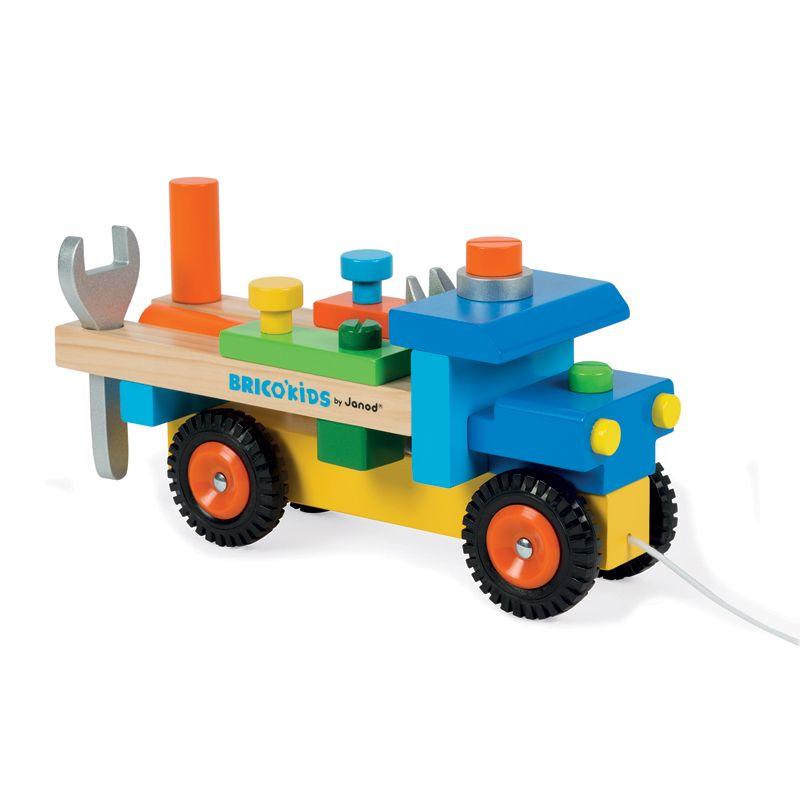 Camión de Juguete Original DIY - Janod